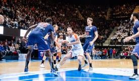 Boulazac Basket Dordogne - Hermine Nantes