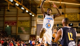 Boulazac Basket Dordogne - Poitiers Basket 86