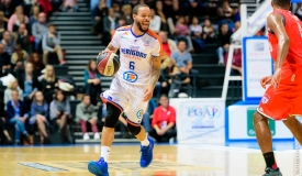 Boulazac Basket Dordogne - STB Le Havre