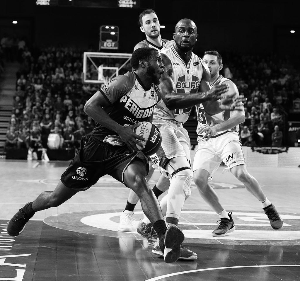 J19_JL Bourg vs Boulazac (© Linda Chasserieau) Kenny Chery copie