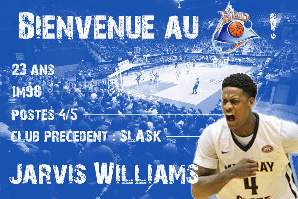 Jarvis-Williams