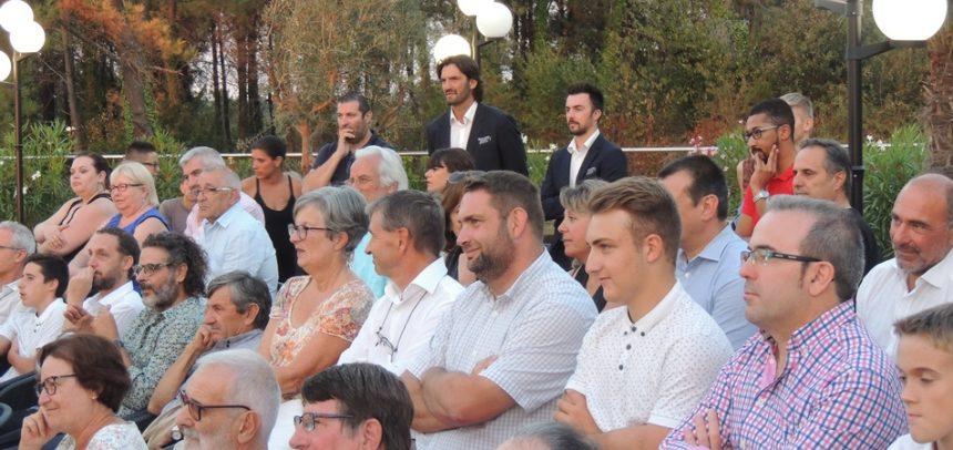 [Présentation] L'effectif 2016/2017 présenté aux partenaires !
