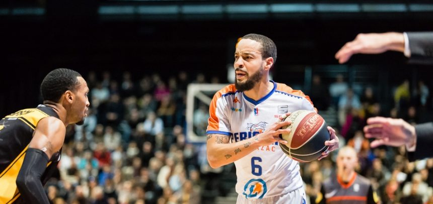 [Officiel] Anthony Roberson absent de longs mois