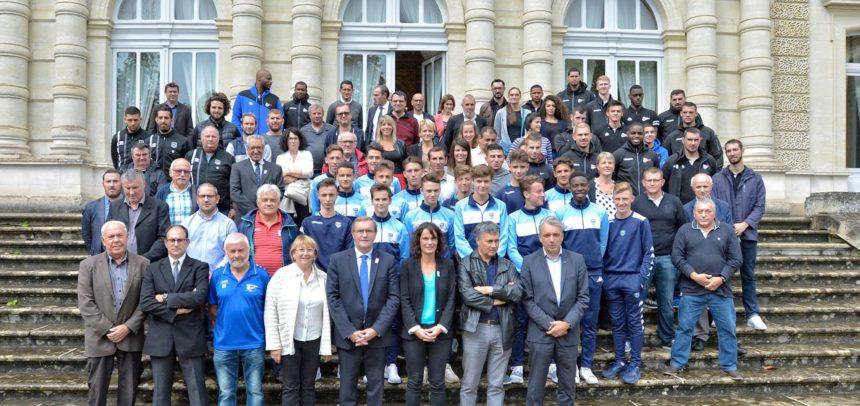 [Accession] Le BBD félicité par le conseil départemental de la Dordogne