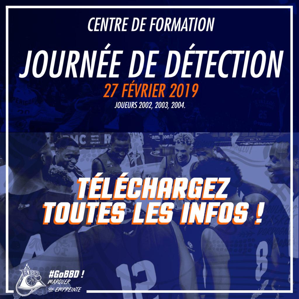 détection BBD 2019