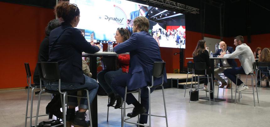 BUSINESS MEETING À J. JAURÈS AVEC DYNABUY AQUITAINE