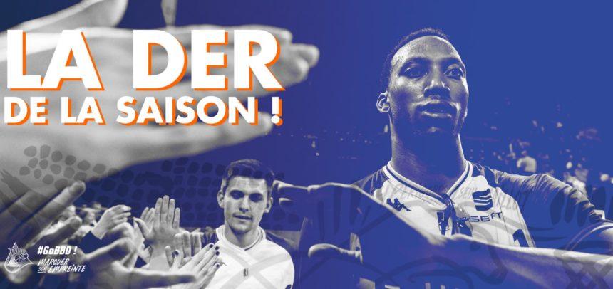 BBD | CHOLET : FÊTER LA FIN DE LA SAISON !