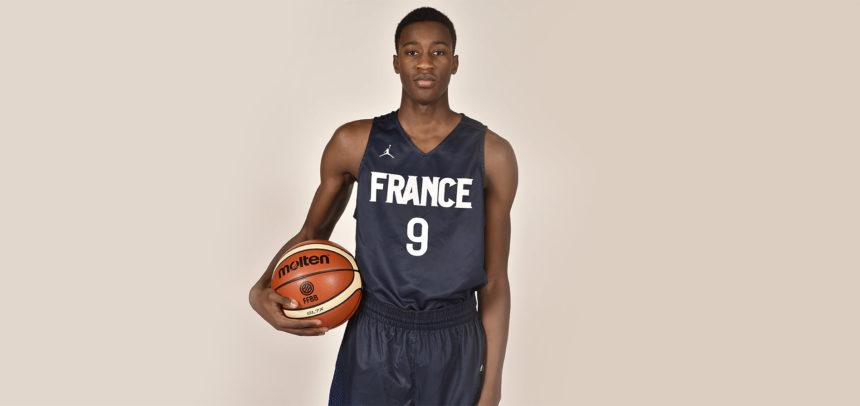 UN JEUNE INTERNATIONAL FRANÇAIS REJOINT LE BBD !