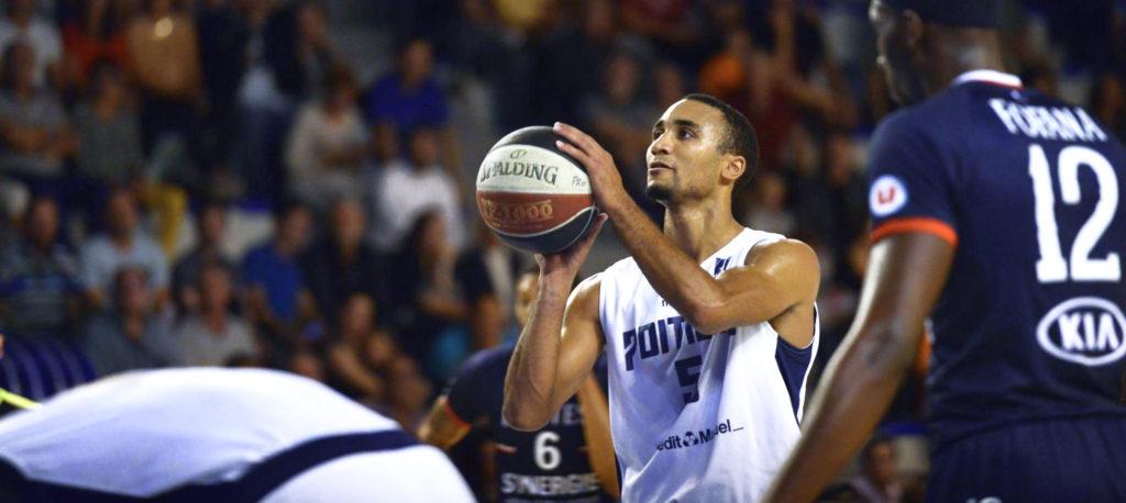 Boulazac Basket Dordogne - Kevin Harley Signature