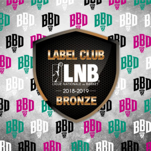 LE BBD OBTIENT SON LABEL BRONZE