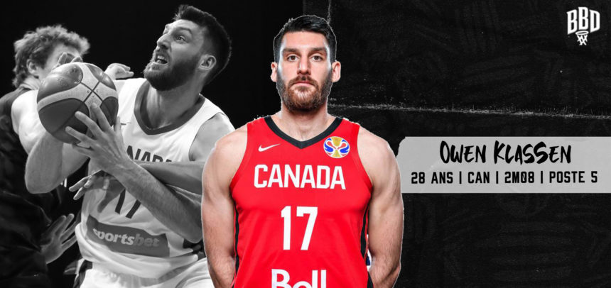 Le Boulazac Basket Dordogne a trouvé un accord avec Owen KLASSEN !