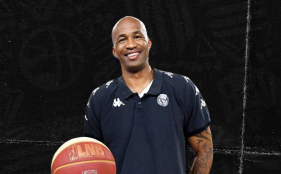 Anthony STANFORD – Assistant coach
