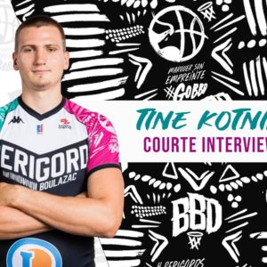 La courte Interview de Tine Kotnik