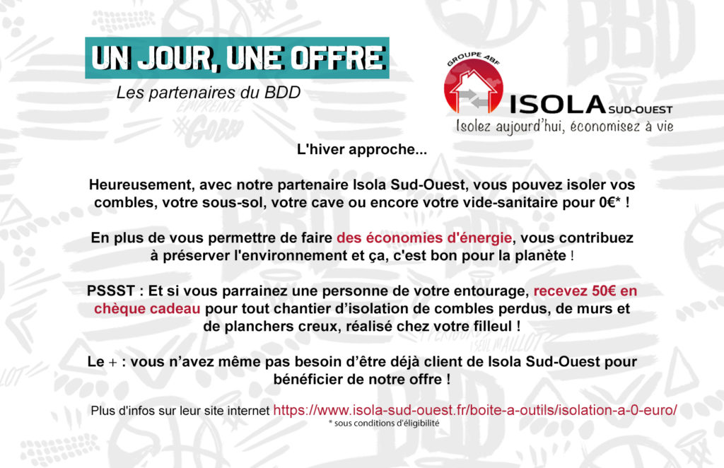 isola sud ouest post