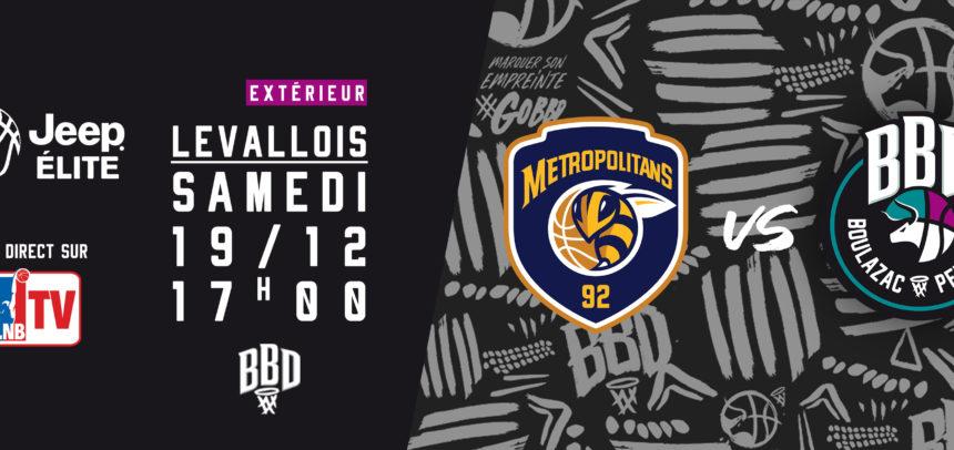 Levallois vs BBD – Score final