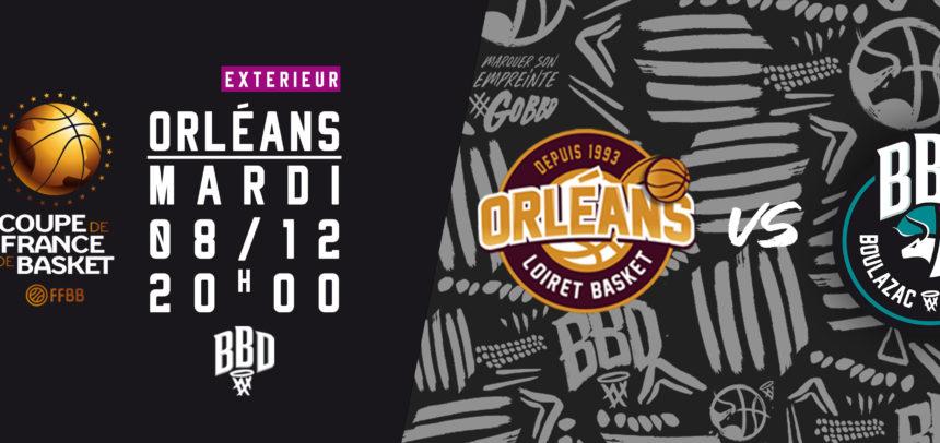 Orléans vs Boulazac : 90-81