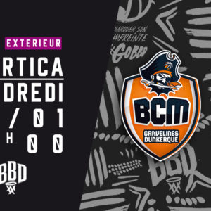 Vendredi 29.01 / BCM vs BBD