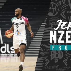 Jeremy Nzeulie prolongé