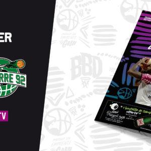 Préparez votre match avec le BBD Mag