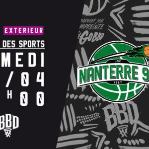 Nanterre vs BBD