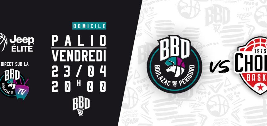 BBD vs Cholet