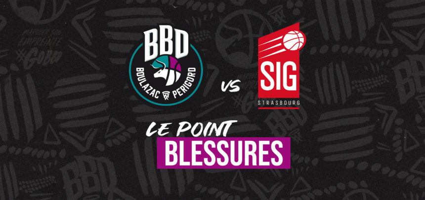 Point blessures