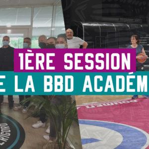 1ere session de la BBD Académie