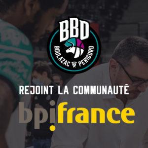 Le BBD rejoint la communauté BPI France