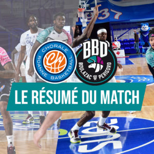 LE DEBRIEF – Roanne VS BBD