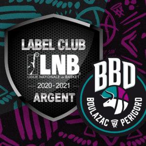 Le BBD labellisé « argent » pour la 2ème année consécutive