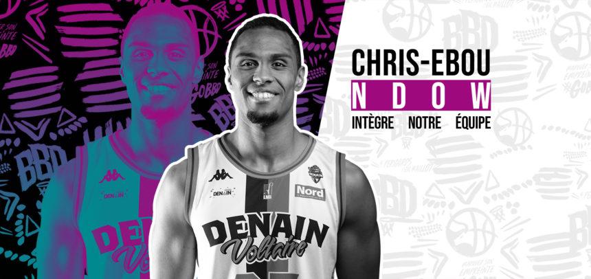 Velkommen Chris-Ebou Ndow !