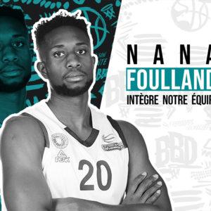 Nana Foulland complète la raquette boulazacoise