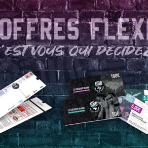 Découvrez nos offres Flexi'BBD