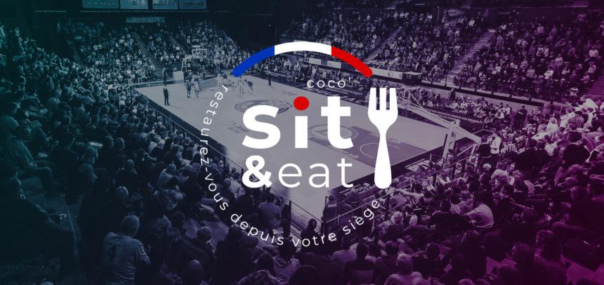 Coco' Sit&Eat, notre nouveau service de restauration à la place